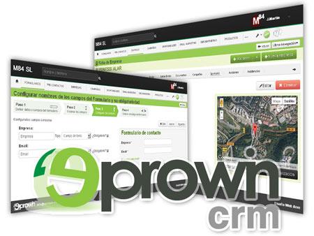 eProwin CRM, una herramienta para gestionar las relaciones con tus clientes